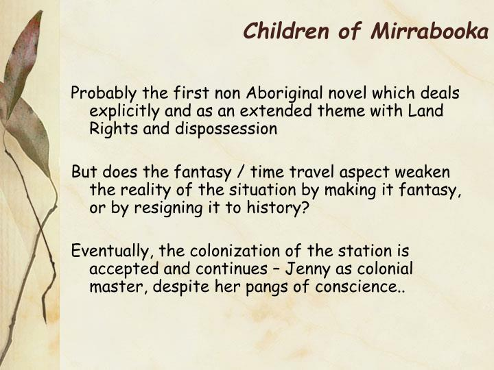 Children of Mirrabooka