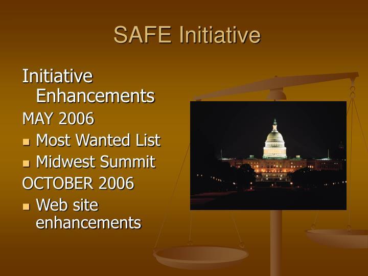 SAFE Initiative