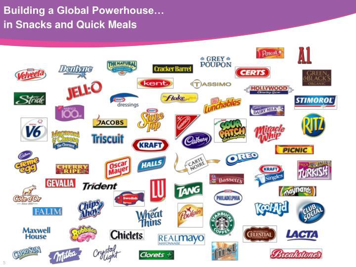 Building a Global Powerhouse…
