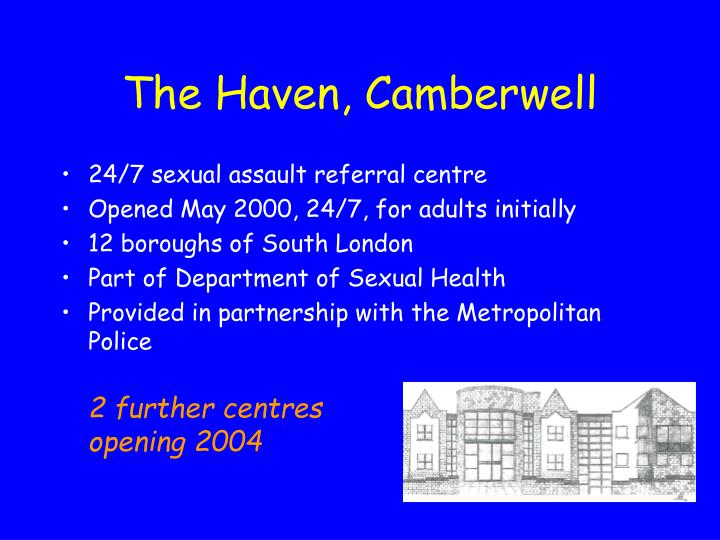 The Haven, Camberwell
