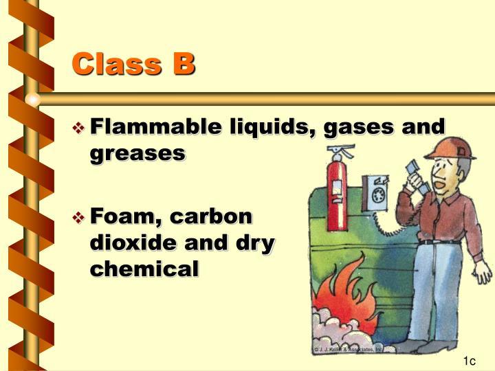 Class B