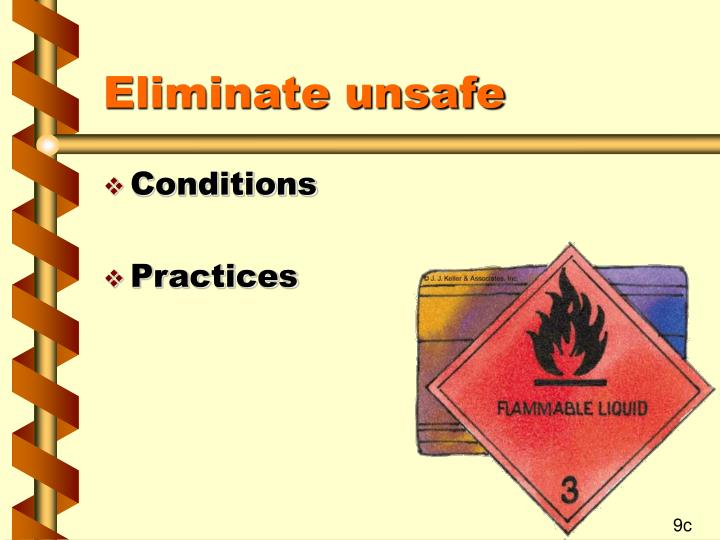 Eliminate unsafe