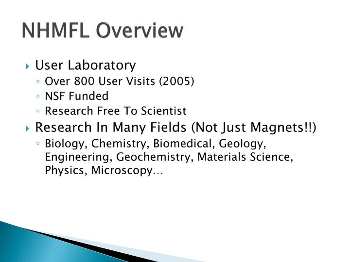 Nhmfl overview1