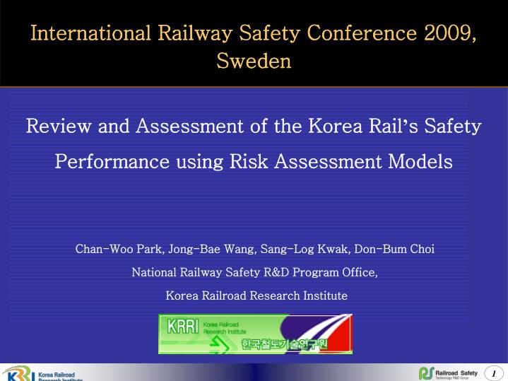 International Railway Safety Conference