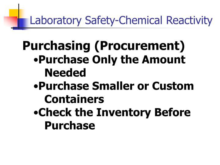 Purchasing (Procurement)