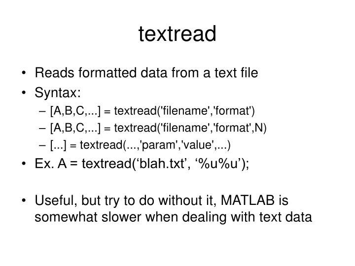 textread