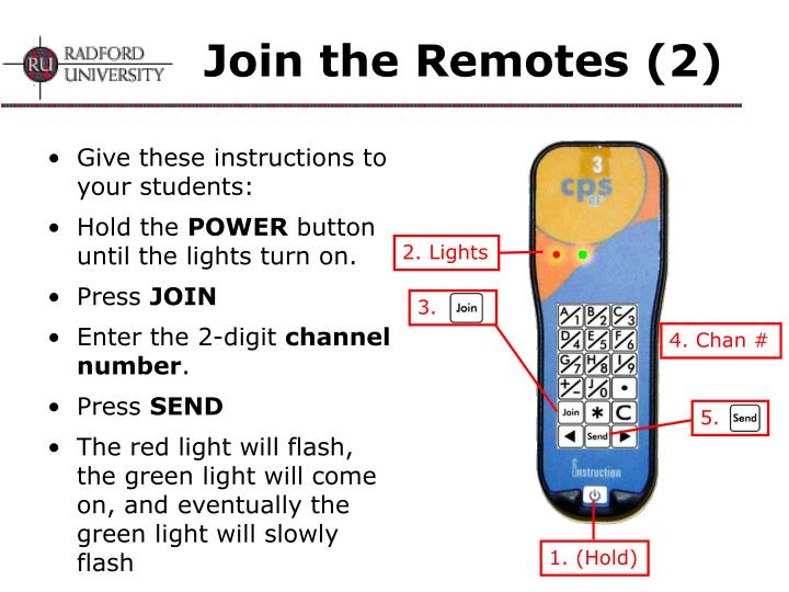 Join the Remotes (2)