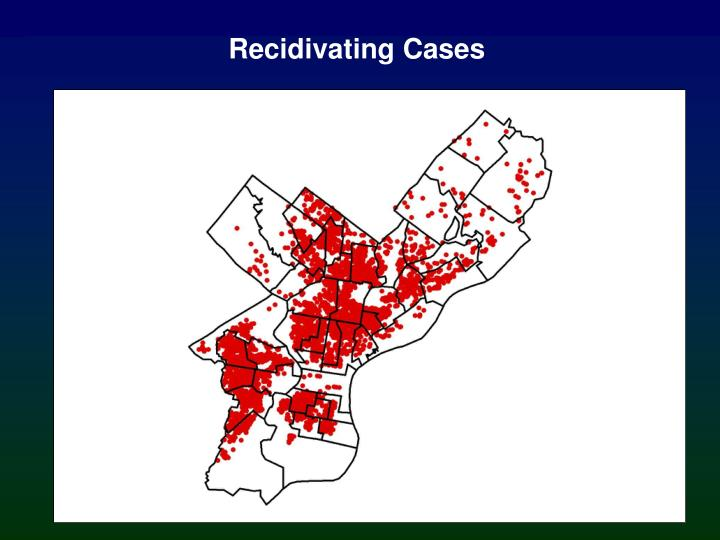 Recidivating Cases