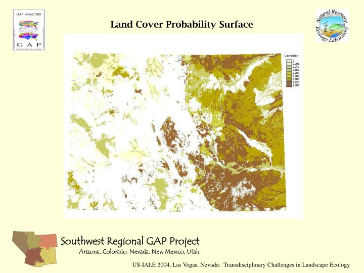 Land Cover Probability Surface