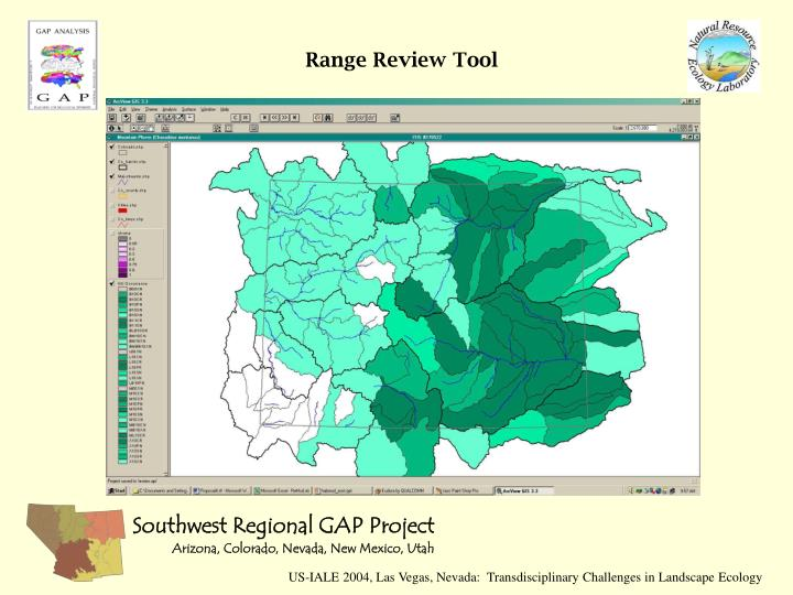 Range Review Tool