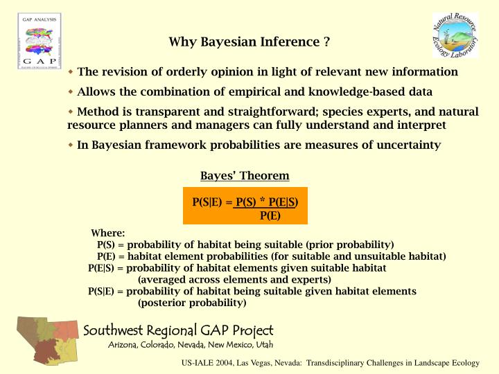 Why Bayesian Inference ?