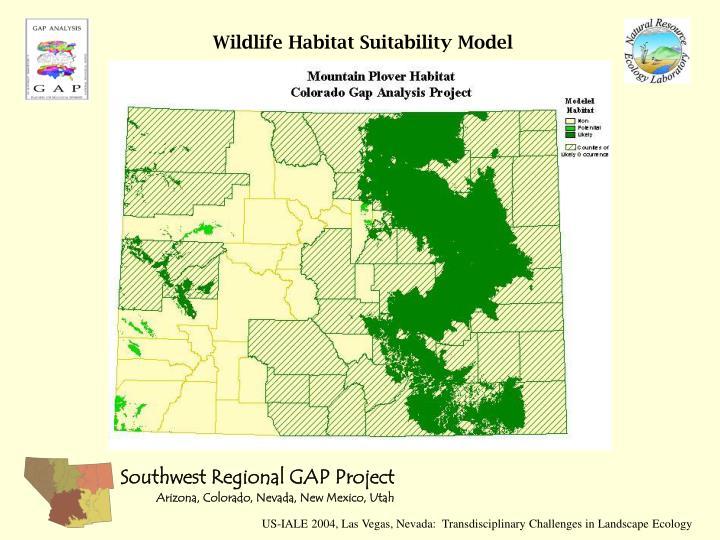 Wildlife Habitat Suitability Model