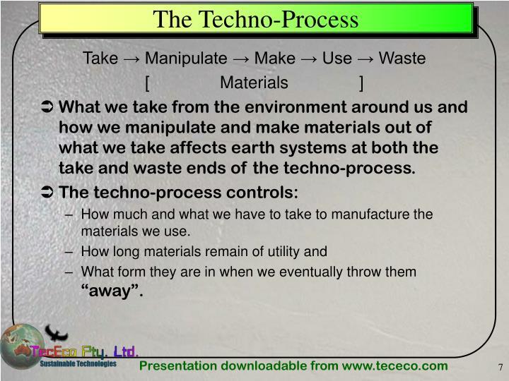 The Techno-Process