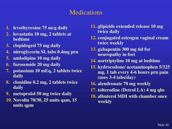 levothyroxine 75 mcg daily
