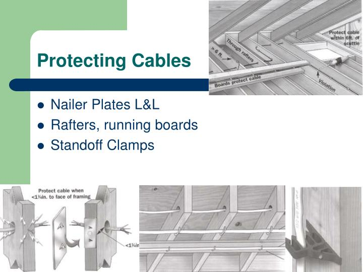 Protecting Cables