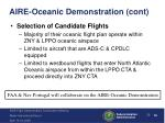 aire oceanic demonstration cont1