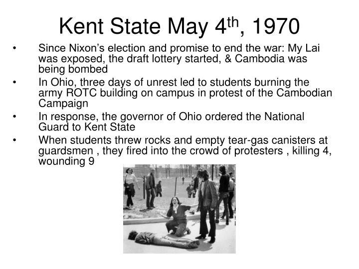 Kent State May 4
