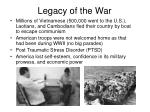 legacy of the war1