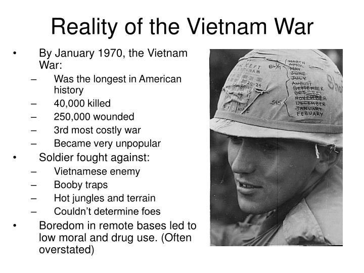 Reality of the Vietnam War