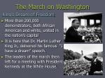 the march on washington1