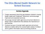 the ohio mental health network for school success1
