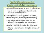 social development in early and mid adolescence
