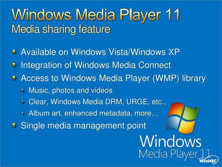 Windows Media P