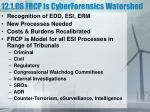 12 1 06 frcp is cyberforensics watershed