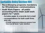 sarbanes oxley section 4041