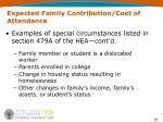 expected family contribution cost of attendance2