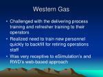 western gas