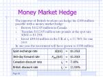 money market hedge1