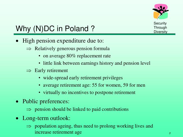 Why n dc in poland