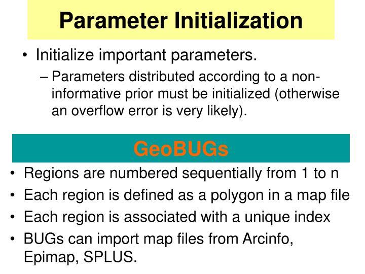 Parameter Initialization