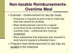 non taxable reimbursements overtime meal2