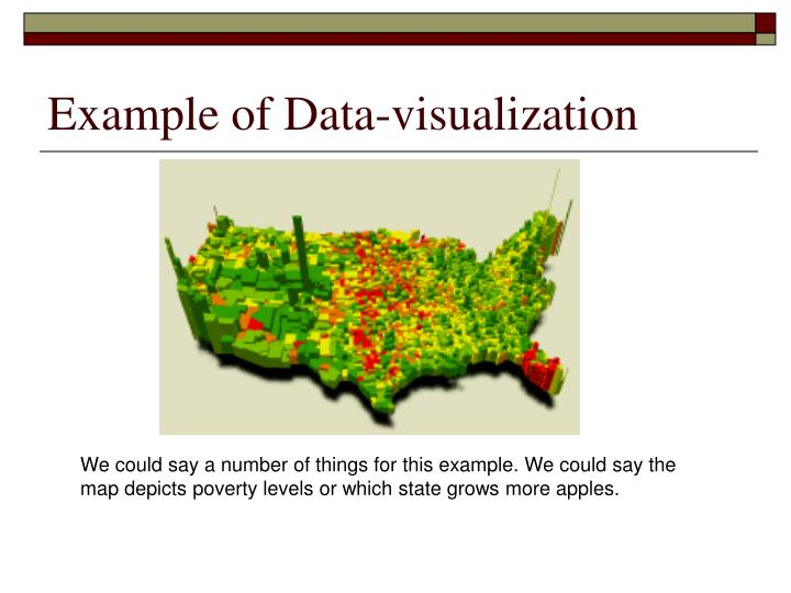 Example of Data-visualization