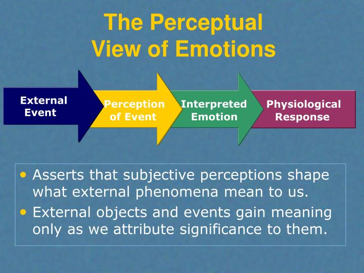 The Perceptual