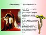 cinco de mayo emperor napoleon iii