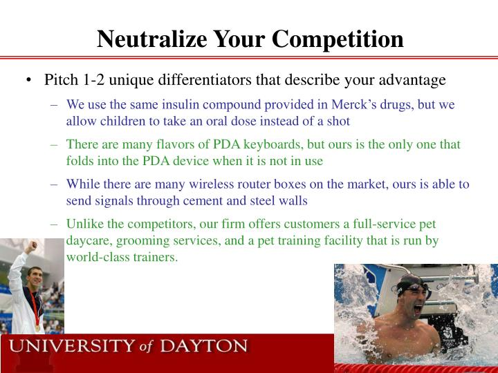 Neutralize Your Competition