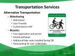 transportation services7