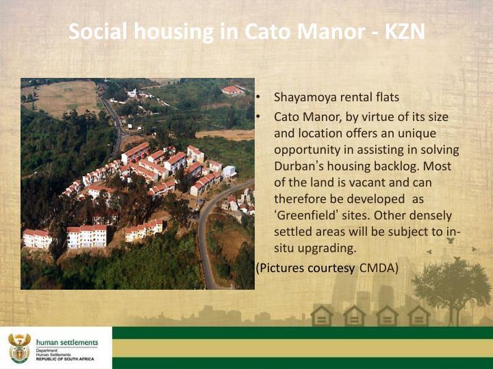 Shayamoya rental flats