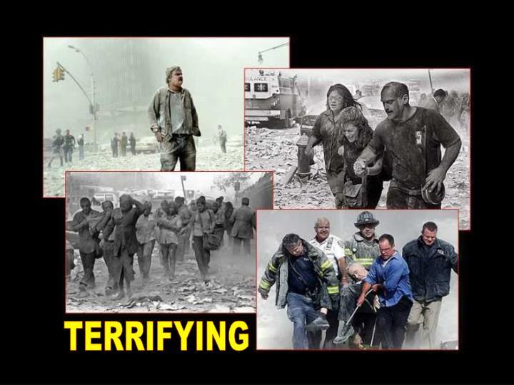 TERRIFYING