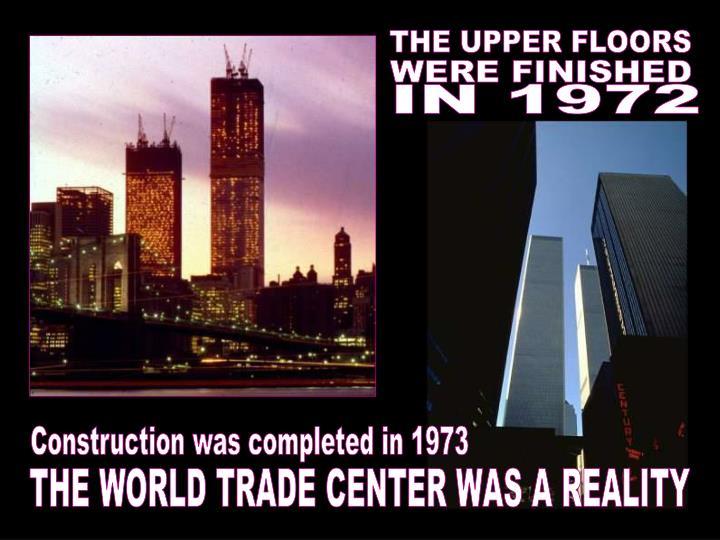 THE UPPER FLOORS