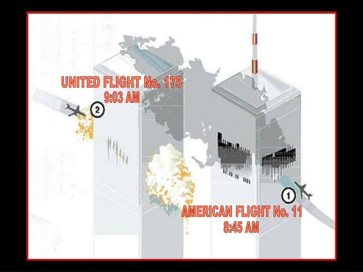 UNITED FLIGHT No. 175