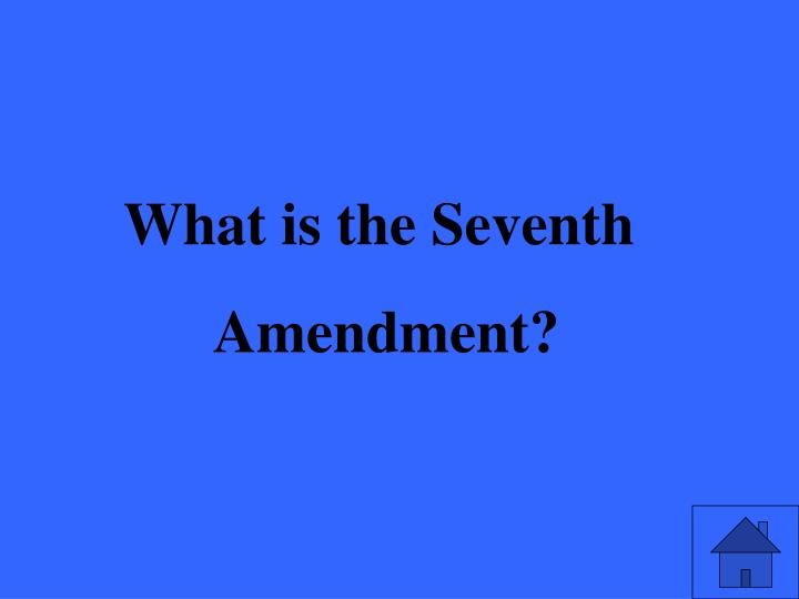 What is the Seventh