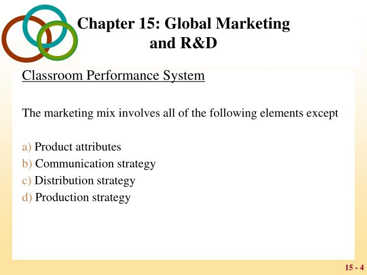 global marketing and r d As the established authority on trust, we've teamed up with global market   across rdcom, as our november cover story, across social media and in the  press.