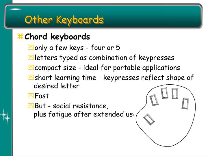 Other Keyboards