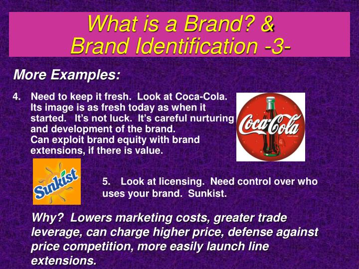 What is a Brand? &