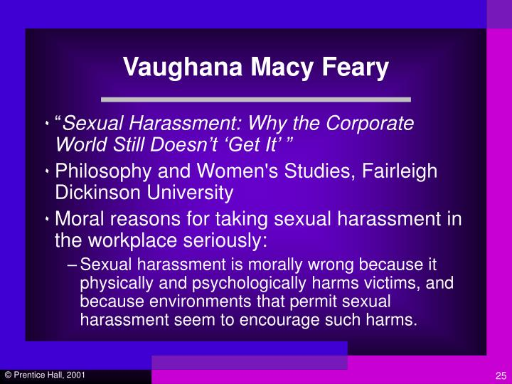 Vaughana Macy Feary