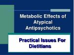 practical issues for dietitians5